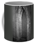 Door At Protestant Church Macroom Ireland Coffee Mug