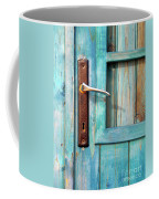 Door Handle Coffee Mug by Carlos Caetano