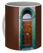 Door In Ireland Coffee Mug