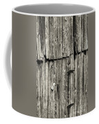 Door Latch And Hinges 3 Coffee Mug