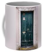 Door No 21 Coffee Mug