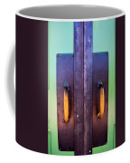 Door No. 3 Coffee Mug