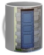 Door With No Handle Coffee Mug