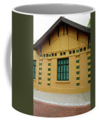 doors and windows Officialcolors Coffee Mug