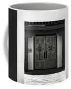 Doors Of Opportunity Coffee Mug