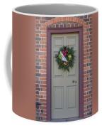 Doors Of Williamsburg 106 Coffee Mug