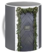 Doors Of Williamsburg 49 Coffee Mug