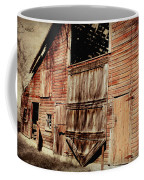 Doors Open Coffee Mug