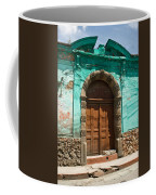 Doorway Quezaltenango Guatemala 1 Coffee Mug