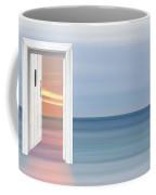 Doorway To The Future Coffee Mug