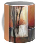 Doorway To Winter Coffee Mug