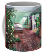 Dorothy's House After The Passage Of Time Coffee Mug