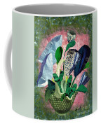 Dot Bouquet Coffee Mug