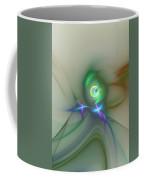 Dotsy Star Coffee Mug
