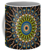 Dotted Wishes No. 4 Kaleidoscope Coffee Mug