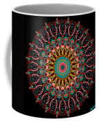 Dotted Wishes No. 4 Mandala Coffee Mug