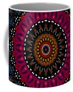 Dotted Wishes No. 5 Kaleidoscope Coffee Mug