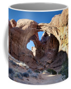 Double Arch Coffee Mug