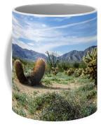 Double Barrel Cactus Coffee Mug