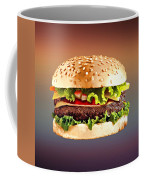 Double Cheeseburger  Coffee Mug