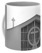 Double Cross Church Coffee Mug