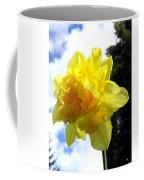 Double Daffodil Coffee Mug