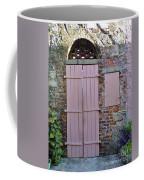 Double Doors And A Window Coffee Mug