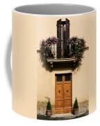 Double Doors And Balcony Coffee Mug