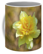 Double Headed Daffodil Coffee Mug