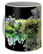 Double Moon Coffee Mug