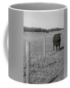 Double Post Coffee Mug