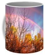 Double Rainbow-hdr Coffee Mug
