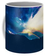 Double Rainbow Over Provo, United States Coffee Mug