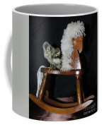 Double Seat Rocking Horse Coffee Mug