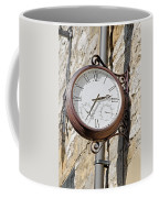 Double Sided Station Clock - Bakewell Coffee Mug