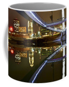 Double Skyline  Coffee Mug