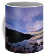 Double Sundog At Sunset Coffee Mug