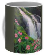 Double Hawaii Waterfall Coffee Mug