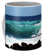 Double Waves Coffee Mug