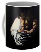Doubting Thomas Coffee Mug by Clyde J Kell