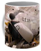 Douglas C 124c Globemaster Plane Coffee Mug