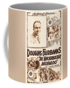 Douglas Fairbanks In The Knickerbocker Buckaroo 1919 Coffee Mug