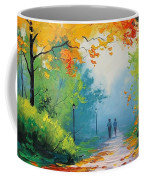 Douglas Holloway - Painting Coffee Mug