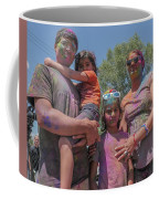 Doused With Color Coffee Mug