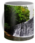Dove Lake Waterfall Coffee Mug