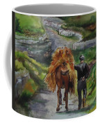 Down A Country Lane Coffee Mug