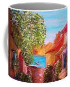 Down By The Water Coffee Mug