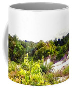 Down Hills Coffee Mug