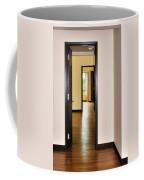 Down The Hall Coffee Mug
