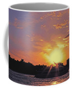 Down The Hudson Coffee Mug